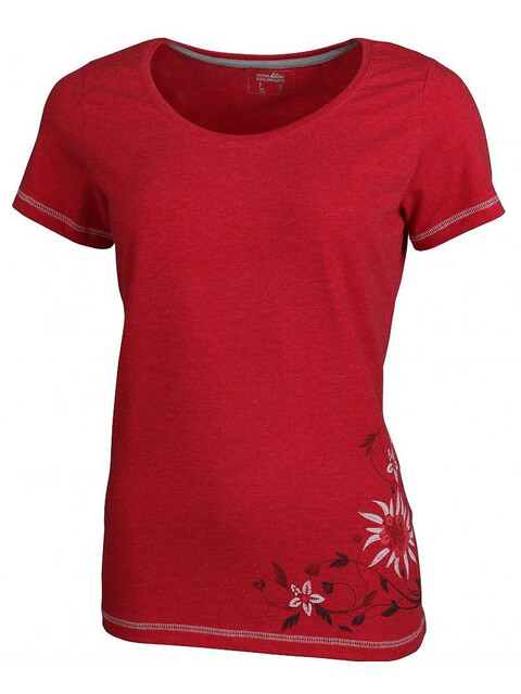 High Colorado Bern 2 - T-shirt manches courtes Femme - rouge